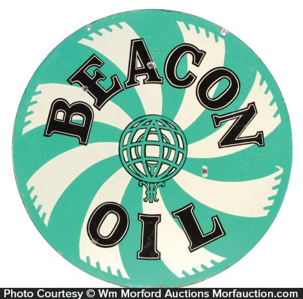 Beacon Oil Sign