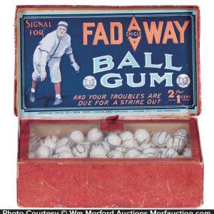 Fadaway Gum Box