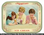 Hanfords Ice Cream Tray