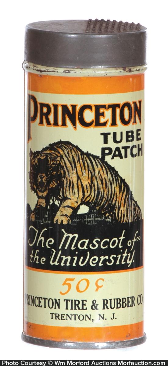 Princeton Tire Patch Tin