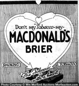 MacDonald's Tobacco