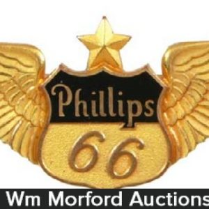 Phillips Oil 66 Badge