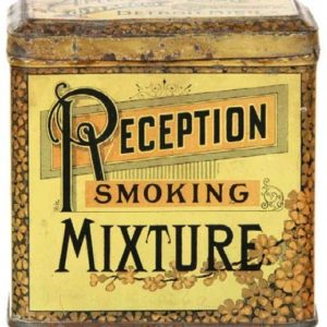 Reception Mixture Tobacco Tin