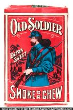 Old Soldier Tobacco Pack