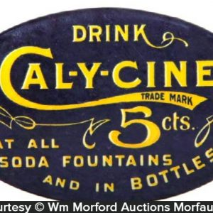 Cal-Y-Cine Soda Pocket Mirror