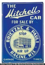Mitchell Car Dealership Sign