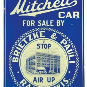 Mitchell Car Dealership Sign
