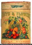 Fruits & Flowers Tobacco Container
