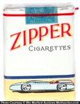 Zipper Cigarettes Pack