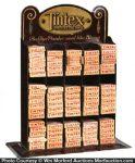Tintex Dyes Display