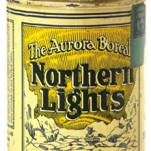 Northern Lights Cigar Can
