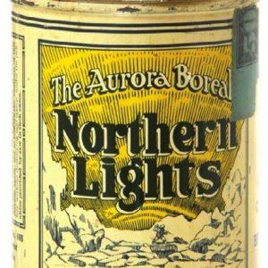 Northern Lights Cigar Can