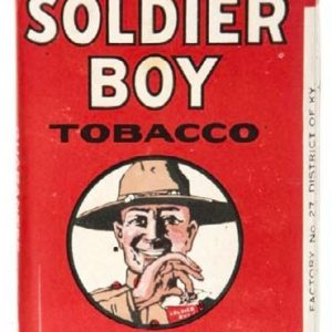 Soldier Boy Tobacco Pack