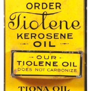 Tiolene Kerosene Oil Match Holder