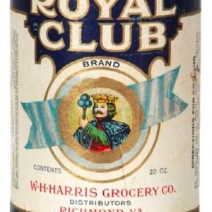 Royal Club Oat Box