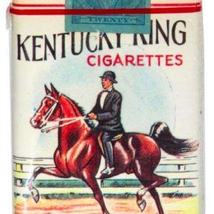 Kentucky King Cigarette Pack