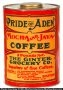 Pride Of Aden Coffee Can