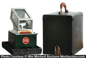 Lucky Strike Vending Machine