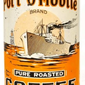 Port O Mobile Coffee Tin