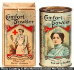 Comfort Powder Tin