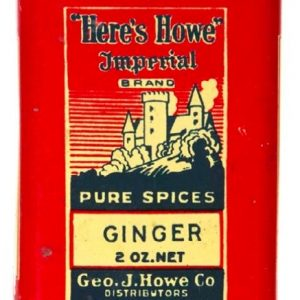 Here's Howe Imperial Spice Tin