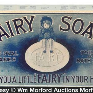 Fairy Soap Display Box