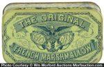 French Marshmallow Tin