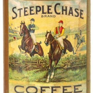 Steeple Chase Coffee Tin
