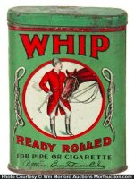 Whip Tobacco Tin