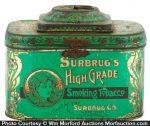 Surbruges Tobacco Tin