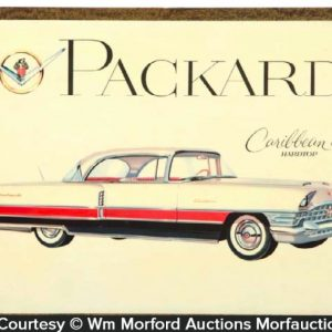 Packard Caribbean Sign