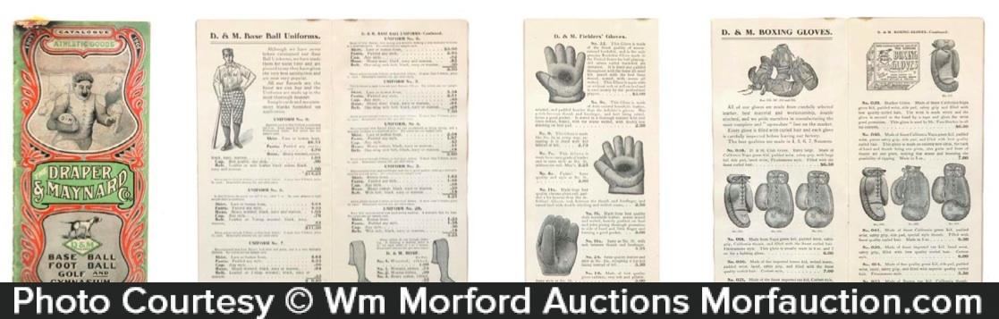 Draper & Maynard Catalog
