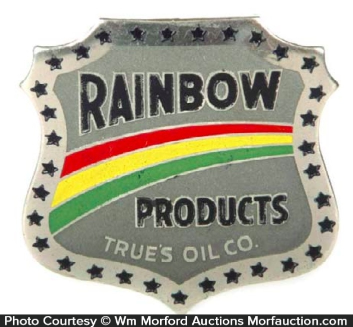 Rainbow Products Badge