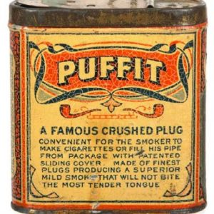 Puffit Tobacco Tin