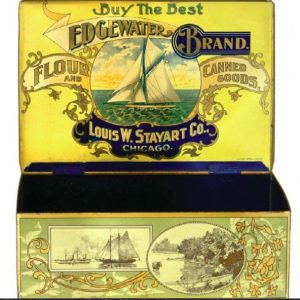 Edgewater Flour and Goods Tin