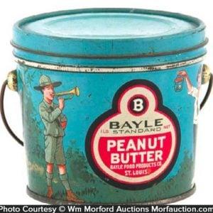 Bayle Peanut Butter Pail