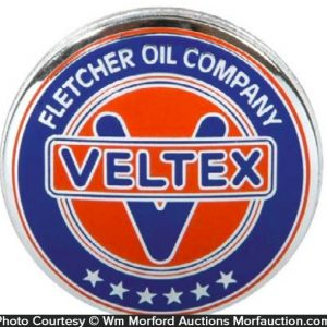 Fletcher Oil Veltex Badge