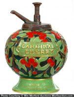 Cardinal Cherry Dispenser