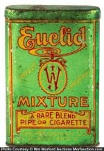 Euclid Mixture Tobacco Tin