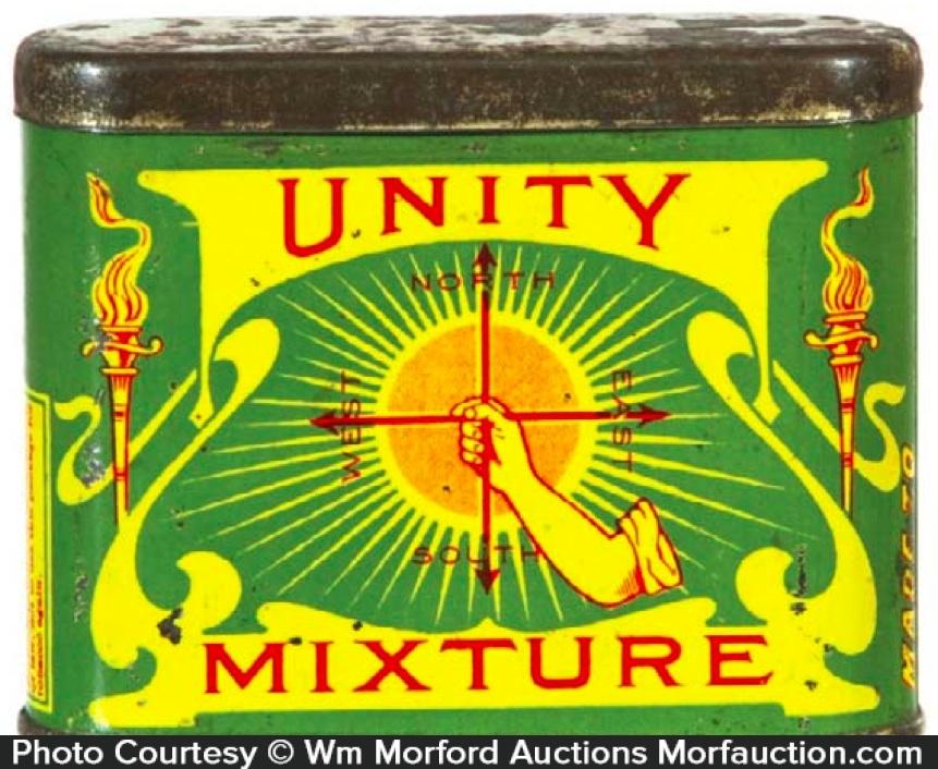 Unity Mixture Tobacco Tin