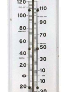 Honest Scrap Tobacco Thermometer