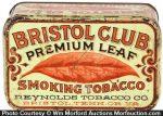 Bristol Club Tobacco Tin