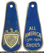 All America Shoe Horns