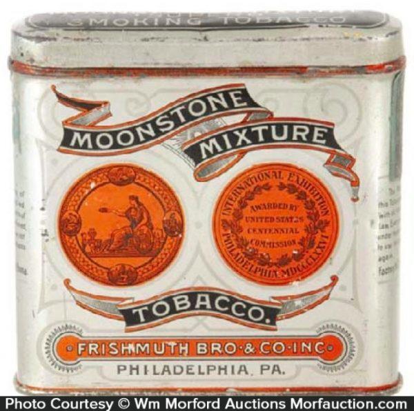 Moonstone Mixture Tobacco Tin