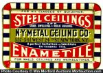 Enametile Ceilings Tip Tray