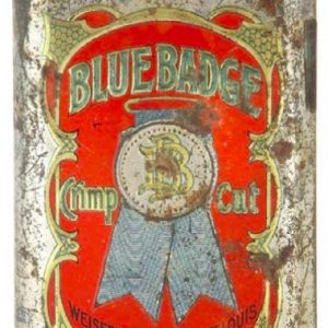 Blue Badge Tobacco Tin