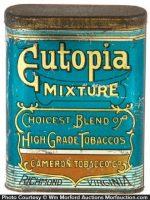 Eutopia Mixture Tobacco Tin