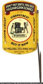 Malleable Steel Ranges Bill Hook