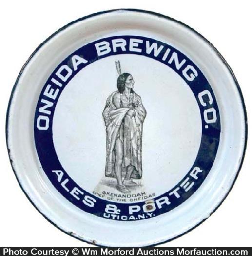 Oneida Brewing Beer Tray