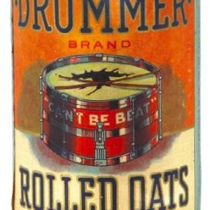 Drummer Oats Box